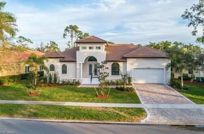 Single Family Home For Sale: 8980 Lely Island Cir