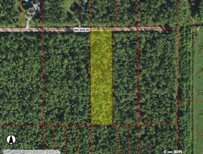 Golden Gate Estates Residential Lots & Land For Sale: 4860 18th Ave