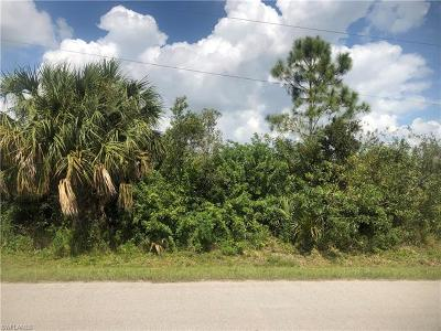 Collier County Residential Lots & Land For Sale: 39th Ave NW