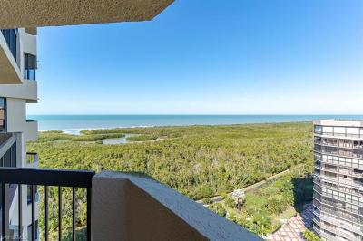 Grosvenor Condo/Townhouse For Sale: 6001 Pelican Bay Blvd #1706
