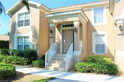 Estero Condo/Townhouse For Sale: 23580 Sandycreek Ter #1609