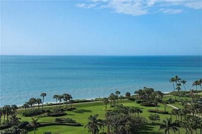 Naples FL Condo/Townhouse For Sale: $4,495,000