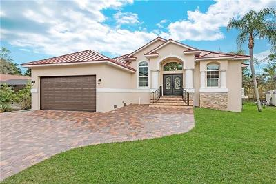 Bonita Springs Single Family Home For Sale: 9977 Puopolo Ln