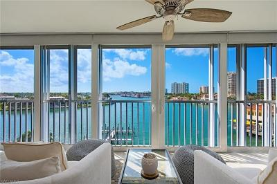 Naples Condo/Townhouse For Sale: 250 Park Shore Dr #503