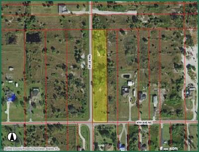 Collier County Residential Lots & Land For Sale: 4730 10th St NE