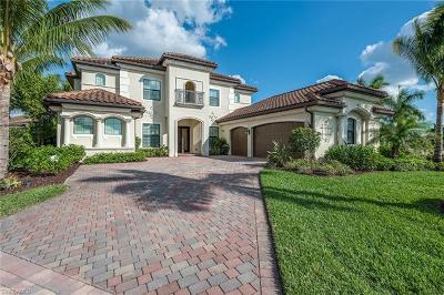 Naples Single Family Home For Sale: 3426 Runaway Ct