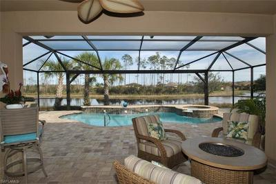 Estero Single Family Home For Sale: 20469 Black Tree Ln