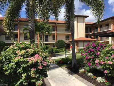 Naples Condo/Townhouse For Sale: 7200 Coventry Ct #128