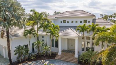 Naples FL Single Family Home For Sale: $1,599,900