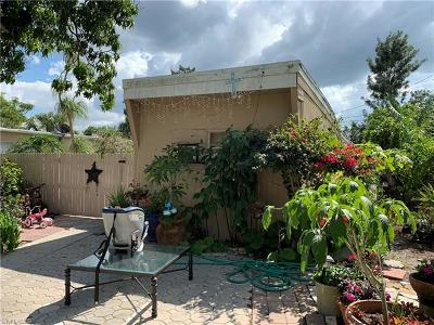 Goodland, Marco Island, Naples, Fort Myers, Lee Mobile/Manufactured For Sale: 3156 Van Buren Ave