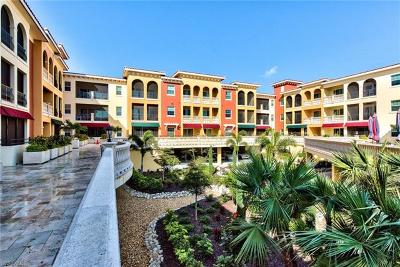 Estero Condo/Townhouse For Sale: 21450 Strada Nuova Cir #A305