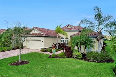 Collier County Single Family Home For Sale: 9719 Nickel Ridge Cir