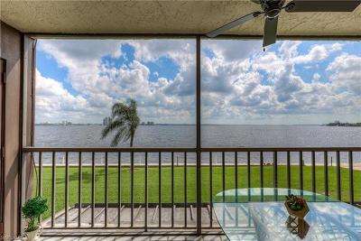 Bonita Springs, Cape Coral, Captiva, Estero, Fort Myers, North Fort Myers Condo/Townhouse Pending With Contingencies: 3490 N Key Dr #217