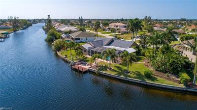 Cape Coral Single Family Home For Sale: 5201 SW 20th Pl