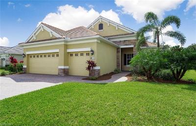 Estero Place Single Family Home For Sale: 21300 Estero Palm Way