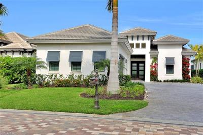 Naples FL Single Family Home For Sale: $2,174,000