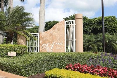 Aria Condo/Townhouse For Sale: 4501 Gulf Shore Blvd N #301