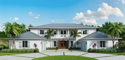 Naples FL Single Family Home For Sale: $3,800,000
