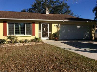 Bonita Springs Single Family Home For Sale: 27411 Elwood Dr