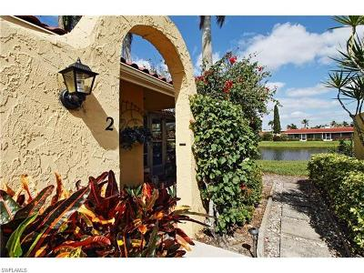Naples Condo/Townhouse For Sale: 117 Teryl Rd #B-2