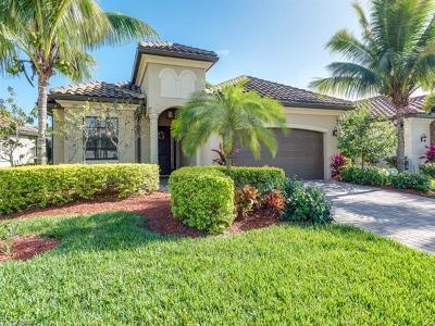 Naples Single Family Home For Sale: 9272 Veneto Pl #6