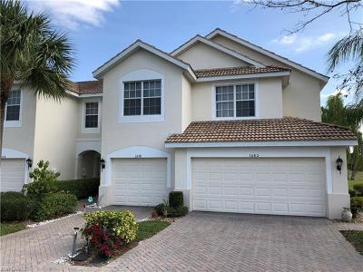 Naples Condo/Townhouse For Sale: 1078 Albany Ct #192