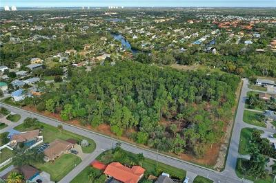 Bonita Springs Residential Lots & Land For Sale: N/A Wisconsin St And Pennsylvania Ave