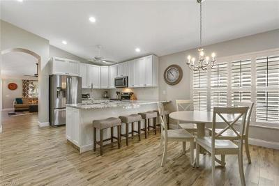 Fort Myers Single Family Home Pending With Contingencies: 12832 Havenridge Cir