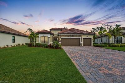 Single Family Home For Sale: 9384 Vercelli Ct