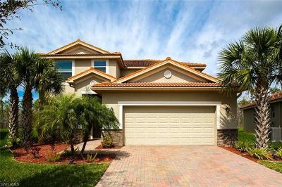 Estero Single Family Home For Sale: 13530 Messino Ct