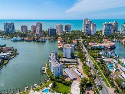 Naples Condo/Townhouse For Sale: 300 Park Shore Dr #5D