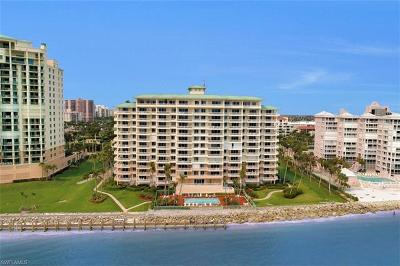Naples, Marco Island Condo/Townhouse For Sale: 990 Cape Marco Dr #1103