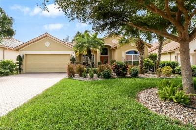 Lee County Single Family Home For Sale: 21907 Bella Terra Blvd