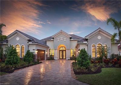 Single Family Home For Sale: 9631 Lipari Ct