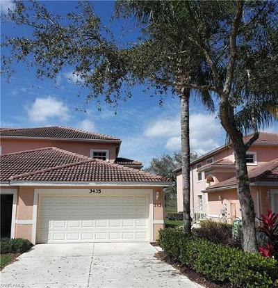 Naples Condo/Townhouse For Sale: 3435 Grand Cypress Dr #202