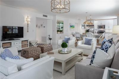 Naples Condo/Townhouse Pending With Contingencies: 702 West Lake Dr