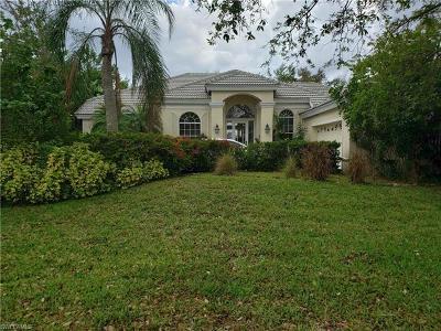 Bonita Springs, Cape Coral, Estero, Fort Myers, Naples Single Family Home Pending With Contingencies: 248 Silverado Dr