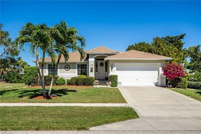Marco Island Single Family Home Pending With Contingencies: 1170 Bluebird Ave