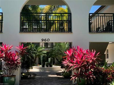 Collier County Condo/Townhouse For Sale: 960 7th St S #203