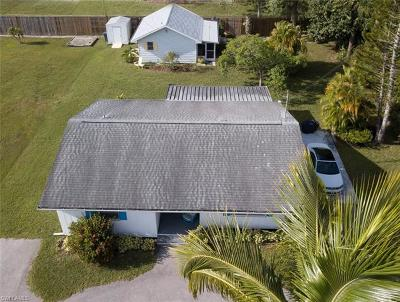 Goodland, Marco Island, Naples, Fort Myers, Lee Multi Family Home For Sale: 217 Porter St