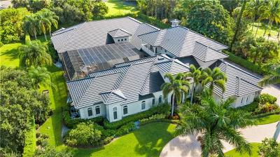 Naples FL Single Family Home For Sale: $6,500,000