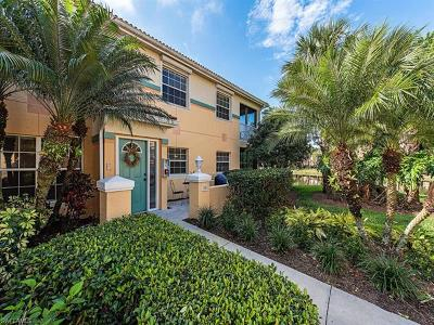 Estero Condo/Townhouse Pending With Contingencies: 10751 Halfmoon Shoal Rd #103