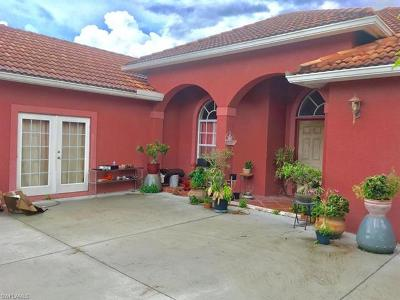 Naples Single Family Home For Sale: 2260 Everglades Blvd S