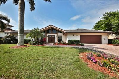 Marco Island Single Family Home For Sale: 178 Hollyhock Ct