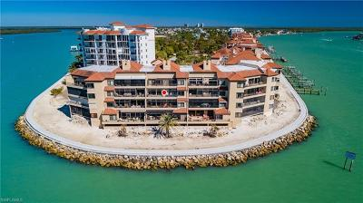 Naples Condo/Townhouse For Sale: 632 La Peninsula Blvd #632