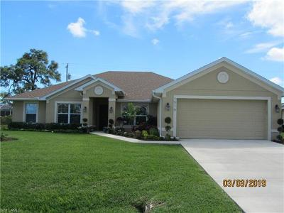 Cape Coral Single Family Home For Sale: 1516 SW 29th Ter