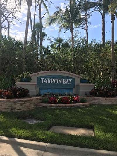 Condo/Townhouse For Sale: 1903 Tarpon Bay Dr N #134