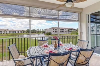 Fort Myers Condo/Townhouse Pending With Contingencies: 17110 Terraverde Cir #2403