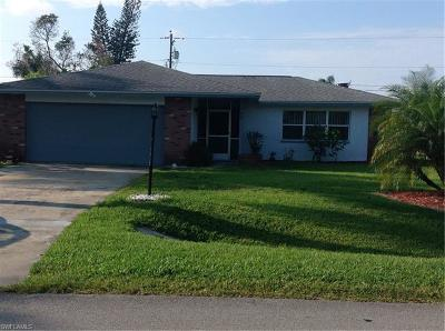 Naples Park Single Family Home For Sale: 600 100th Ave N