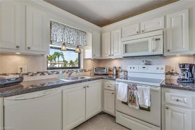 Naples Condo/Townhouse Pending With Contingencies: 4318 27th Ct SW #202